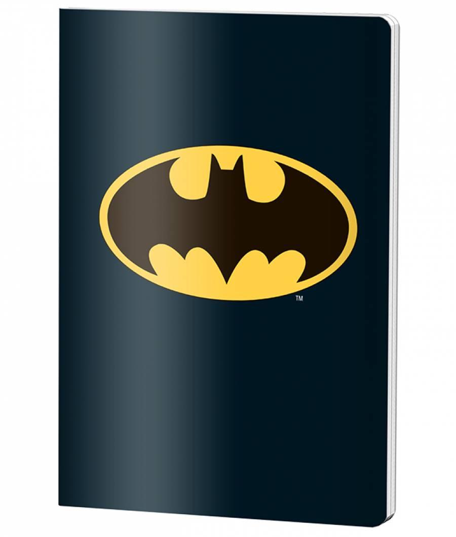 Caiet A4 60file, matematica, Batman prod