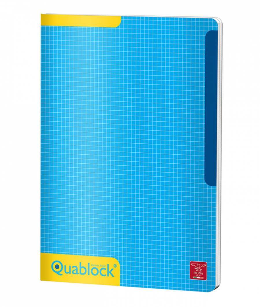 Caiet A4 80file, matematica, Quablock