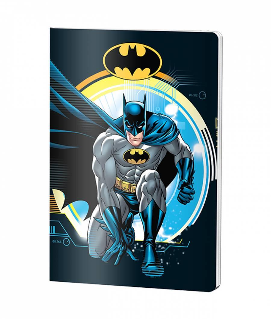 Caiet A5 48file, matematica, Batman prod