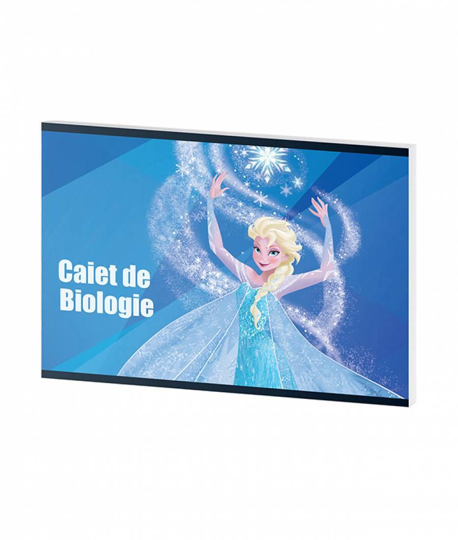 Caiet Biologie 24f Frozen R