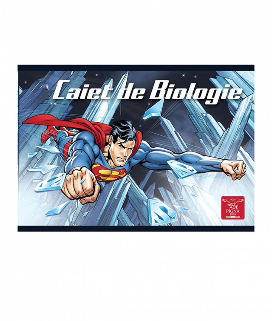Caiet Biologie 24file Superman