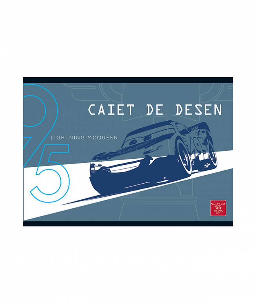 Caiet Desen 16file Cars