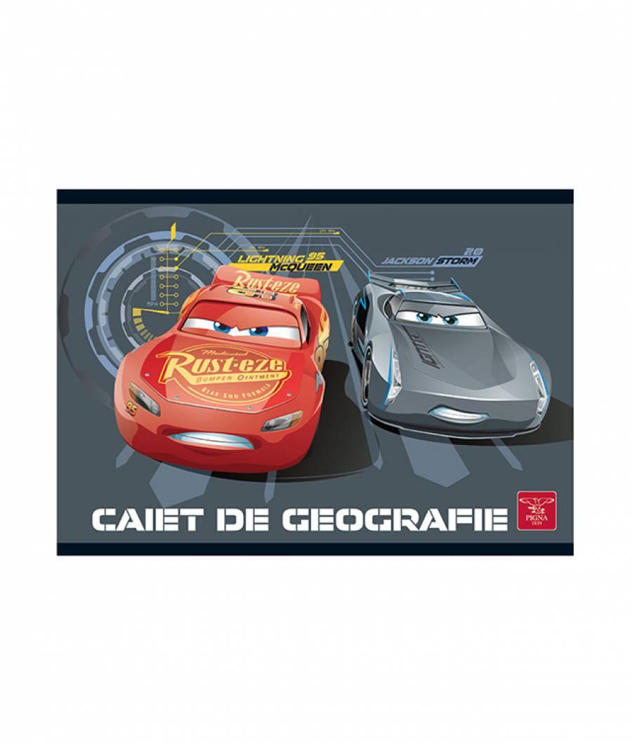 Caiet Geografie 24file Cars .