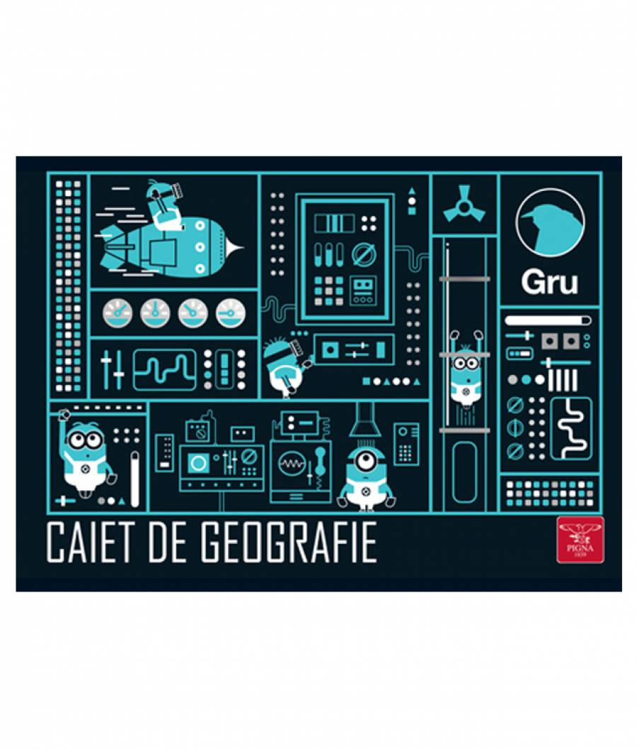 Caiet Geografie 24file Minions