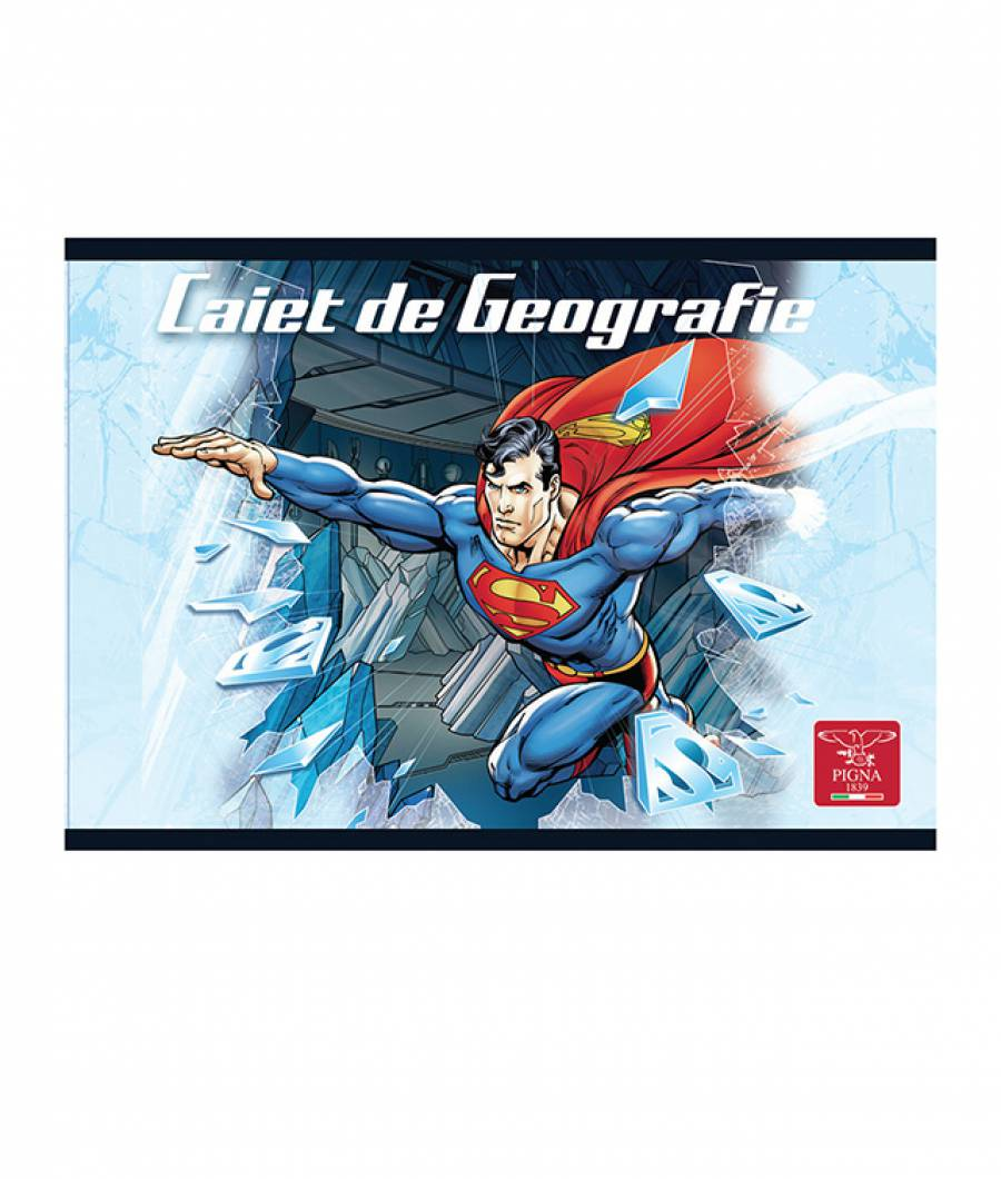 Caiet Geografie 24file Superman