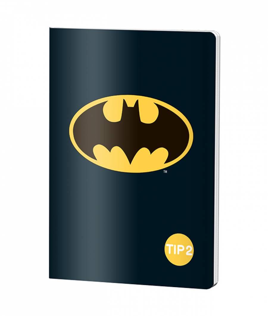 Caiet Tip 2 A5 24file Batman prod