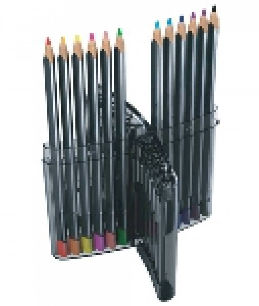 Creioane Color 12/set YP cut  plastic