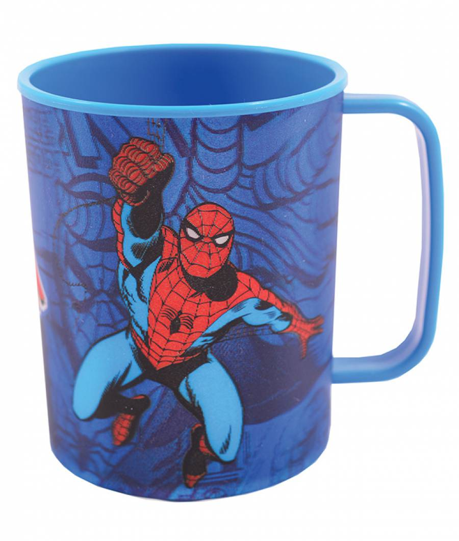 Cana 325ml Spiderman