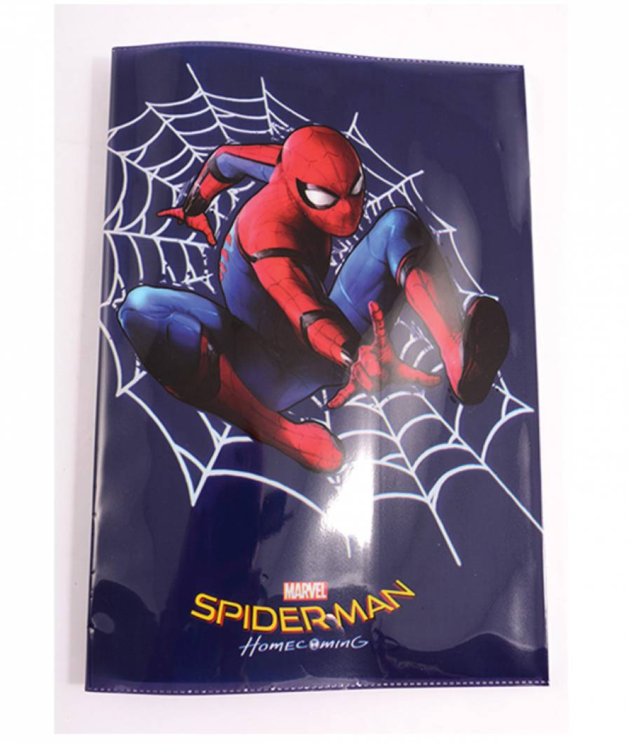 Coperti A4 color Spiderman HC