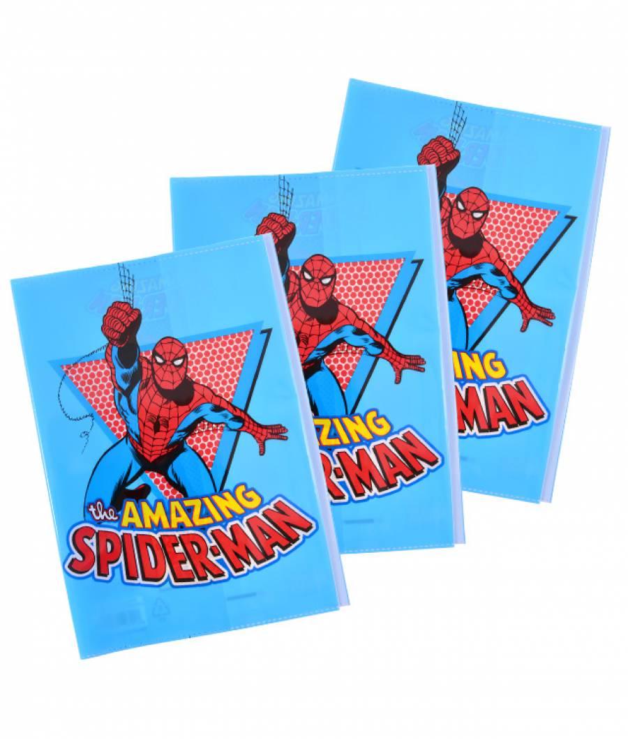 Coperti A5 color Spider-Man .