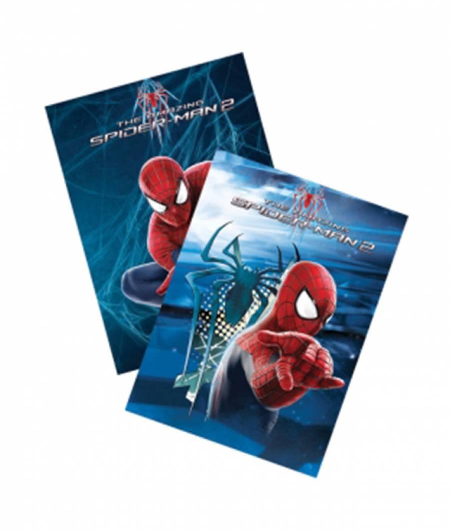 Coperti A4 color Spiderman