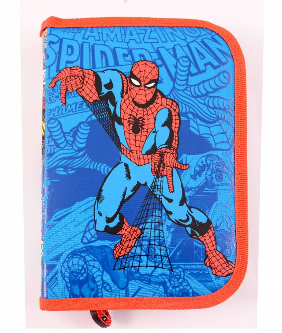 Penar Neechipat , 1 fermoar,2 extensii,albastru Spider-Man Comics