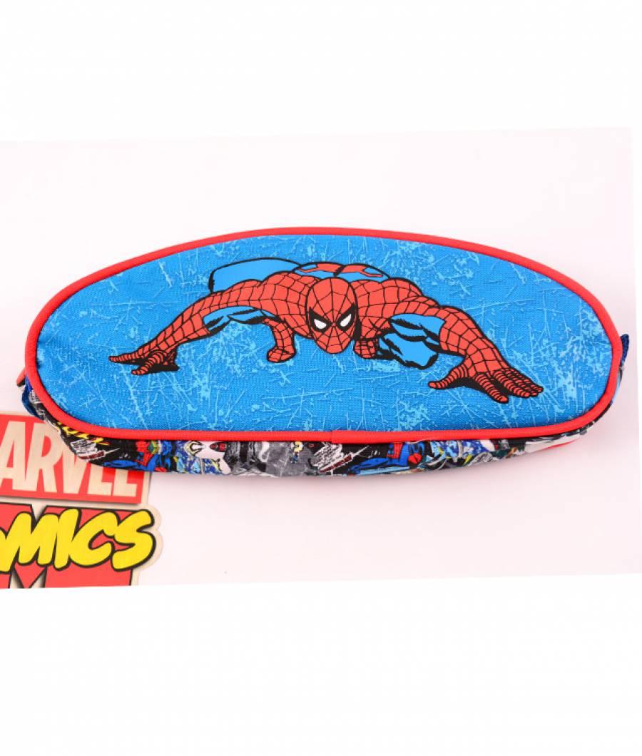Penar Etui albastru Spider-Man Comics