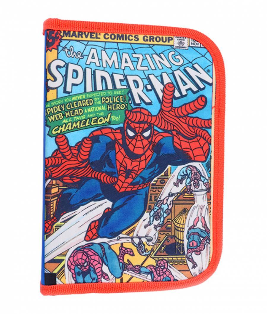 Penar 2 extensii albastru multicolor Spider-Man