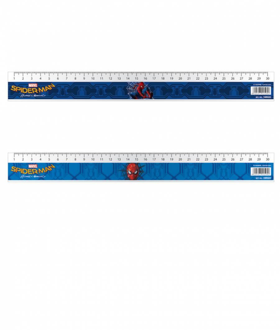 Rigla 30cm Spiderman .
