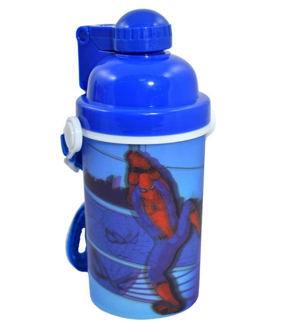 Sticla Lichide 350ml Spiderman