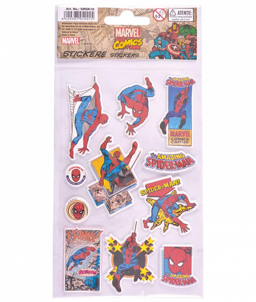 Stickere pop-up Spider-Man