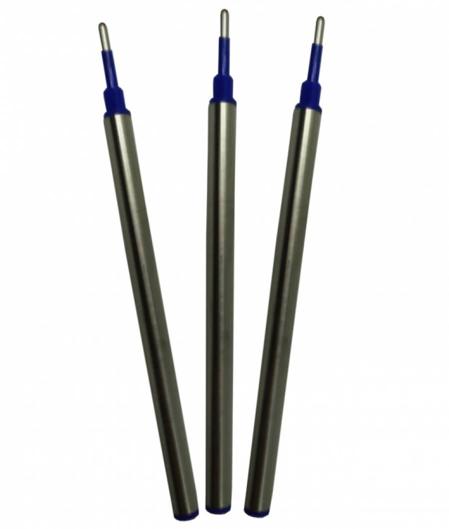 Rezerva Pix roller  albastra set 3buc
