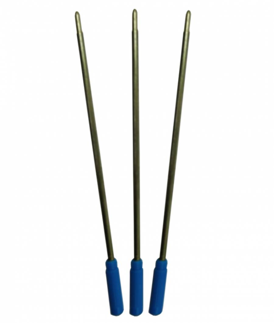 Rezerva Pix  albastra set 3buc